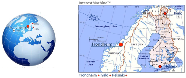 InterestMachine-Ecosystem-ONE-Trondheim-Ivalo-Helsinki-Risku
